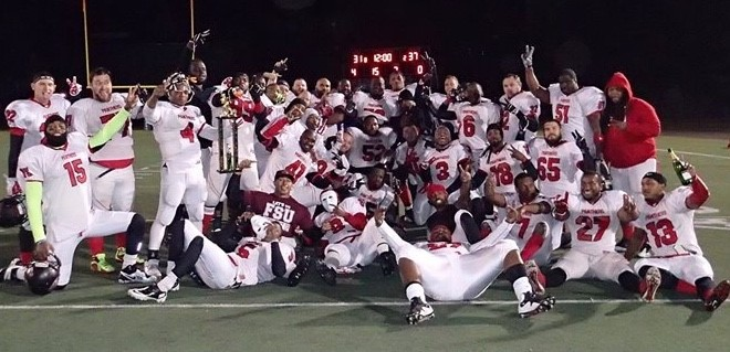 Connecticut Panthers, 2014 Colonial Champions